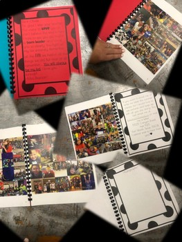End of Year Editable Book