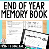 End of Year Math Activity (Upper Elementary)