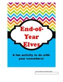 End-of-Year Elves! A game for staff