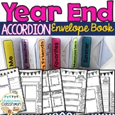 End of Year Envelope Accordion Book: Grades 3-5