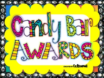 End of Year Extravaganza! Candy Bar Awards, Countdown Activities, & Memory Book!