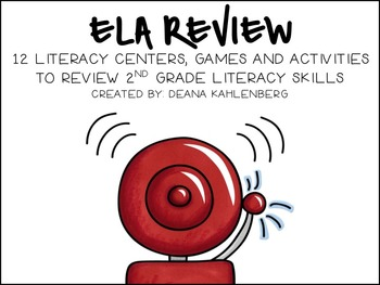 ELA Review {The Ultimate Review of 2nd Grade Literacy}