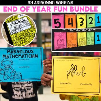 End of Year FUN Bundle!