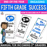 End of the Year Activity Fifth Grade