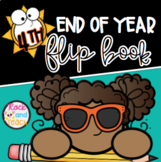 End of Year Flip Book 4th Grade