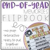 End-of-Year Flip Book (NO PREP) FREEBIE