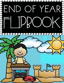 End of Year Flipbook