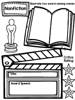 End of Year Genre Book Awards