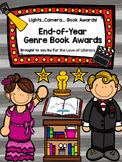 Genre Book Awards