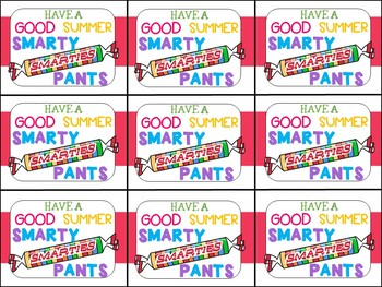 It's just a photo of Satisfactory Smartie Pants Printable