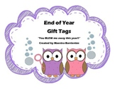 100FollowerFREEBIE End of Year Gift Tags: You BLEW me away