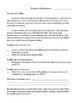 End of Year Goal Sheet - English/Spanish