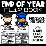 End of the Year Activities (End of Year Memory Book)
