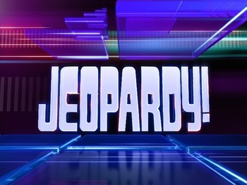 General Jeopardy Game 4