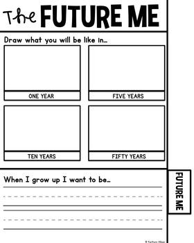 End of Year - Kindergarten Memory Flip Book