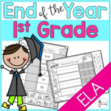 End of Year Language Arts Review_1st Grade