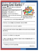 End of Year: Language Skills Transition Series