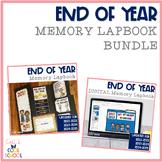End of Year Lapbook/Memory Book Digital & Print BUNDLE