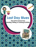 End of Year: Last Day Blues Activity