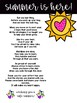 End of Year Poem - Last Day of School Poem to Students (Growth Mindset Theme)