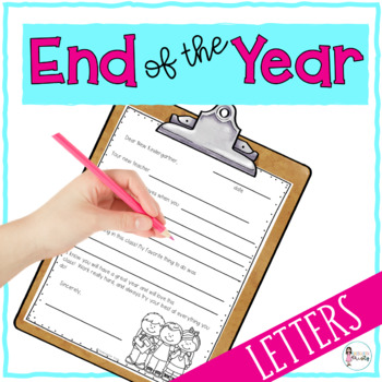 End of Year Letters