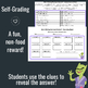 End of Year Activities for 5th Grade - Math Task Cards - Multiplication