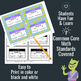End of Year Activities for 3rd Grade - Math Task Cards - Multiplication