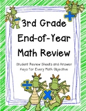 End-of-Year Math Review