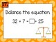 End of Year Math Review Game