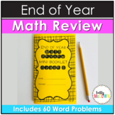 End of Year Math Review 5th Grade Booklet