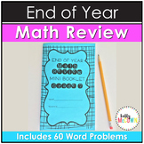End of Year Math Review 7th Grade Booklet