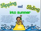 Summer Math Review Pack