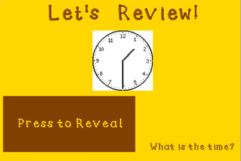 End of Year Math Review (EDITABLE!)