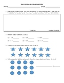End of Year Math Standards Assessment