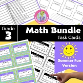 End of Year Activities for 3rd Grade - 3rd Grade Math Revi