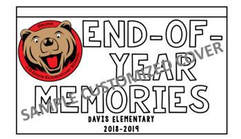 End of Year Memories Flip Book
