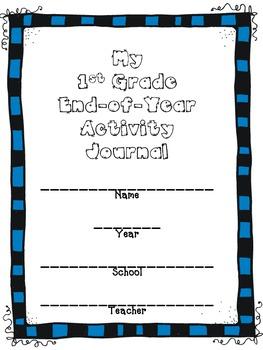 End of Year Memories booklet (freebie)