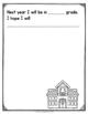 End of Year Memory Book for Pre-K, Kindergarten, 1st Grade