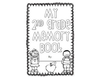 End of the Year {Memory Book}