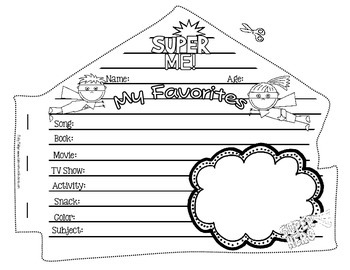 End of Year Memory Book: 2nd, 3rd Grade, 4th Grade, 5th Grade