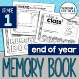 End of Year Memory Book {1st Grade}