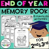 End of Year Memory Book - 2nd & 3rd