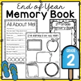 End of Year Memory Book (2nd Grade)