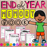 End of Year Memory Book K-4th [Full Version]