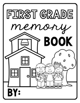 End-of-Year Memory Book