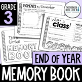End of Year Memory Book {3rd Grade} Updated for 2021!