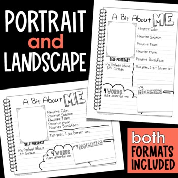 End of Year Memory Book {4th Grade}