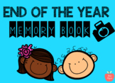 End of Year Memory Book Download