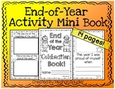 End of the Year Activity Memory Book
