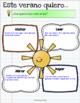 Memory Book/Libro de recuerdos para el fin del año para Google® {Bilingual}
